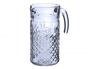 SZKLANY DZBANEK 1,5L 1500ML DIAMOND